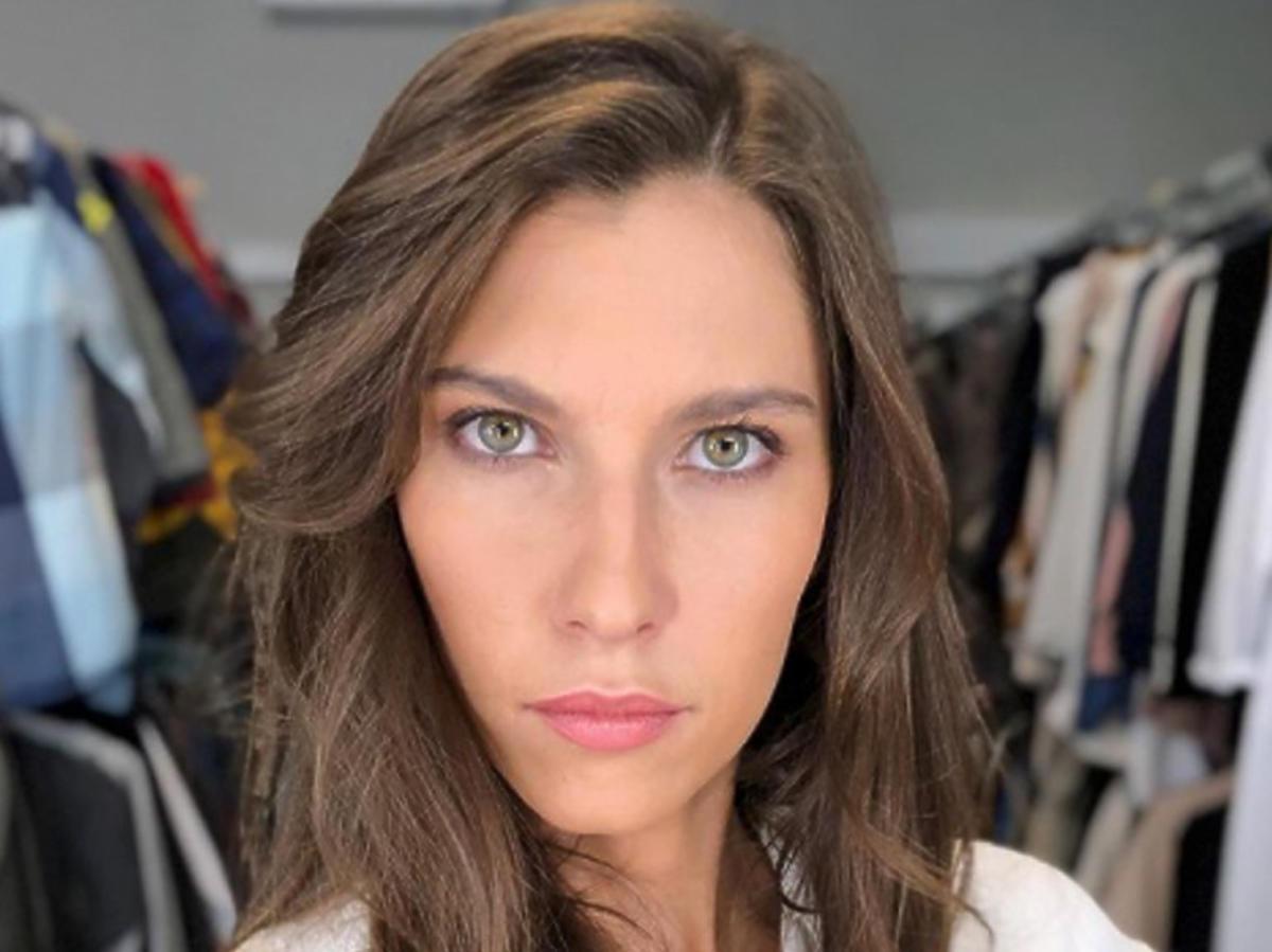 Kamila Kamińska poważna mina