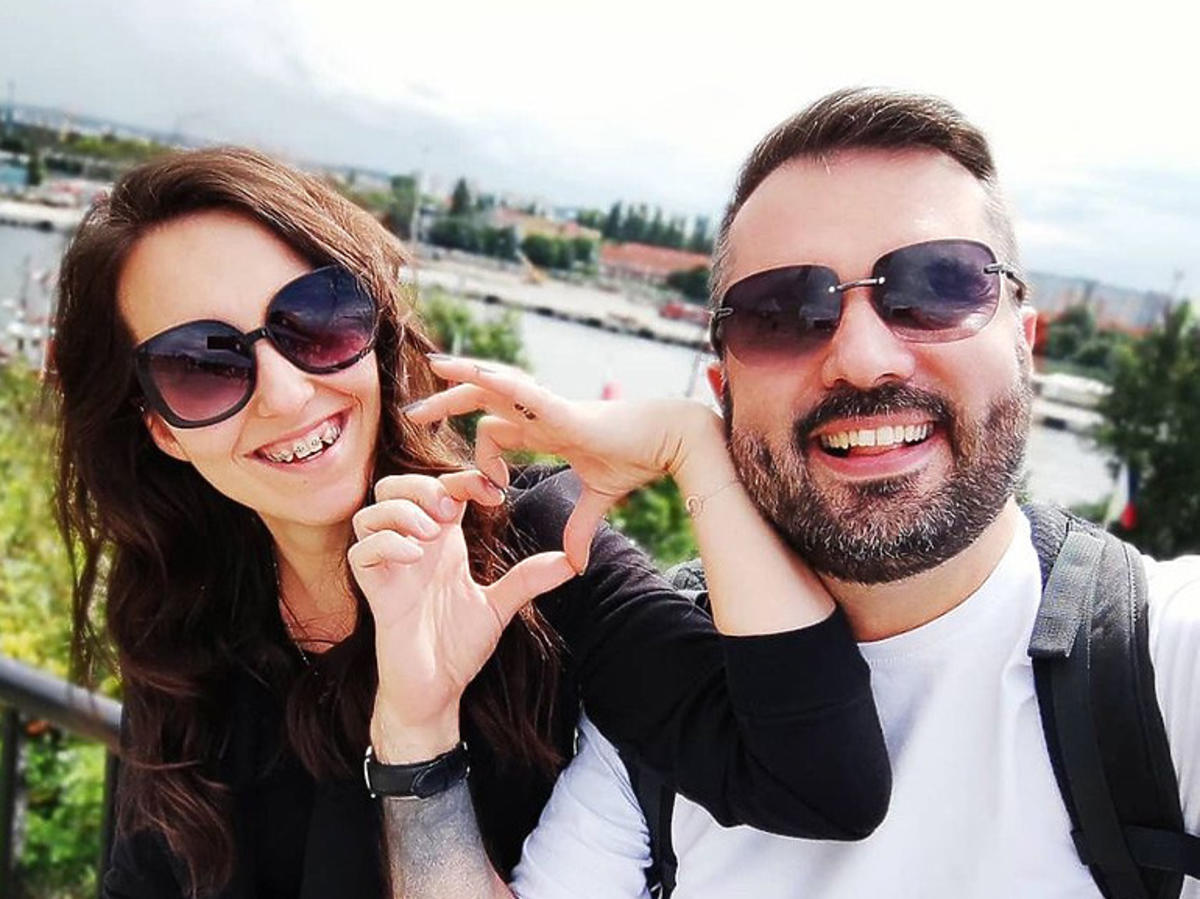 Karol i Laura ze Ślubu od pierwszego wejrzenia