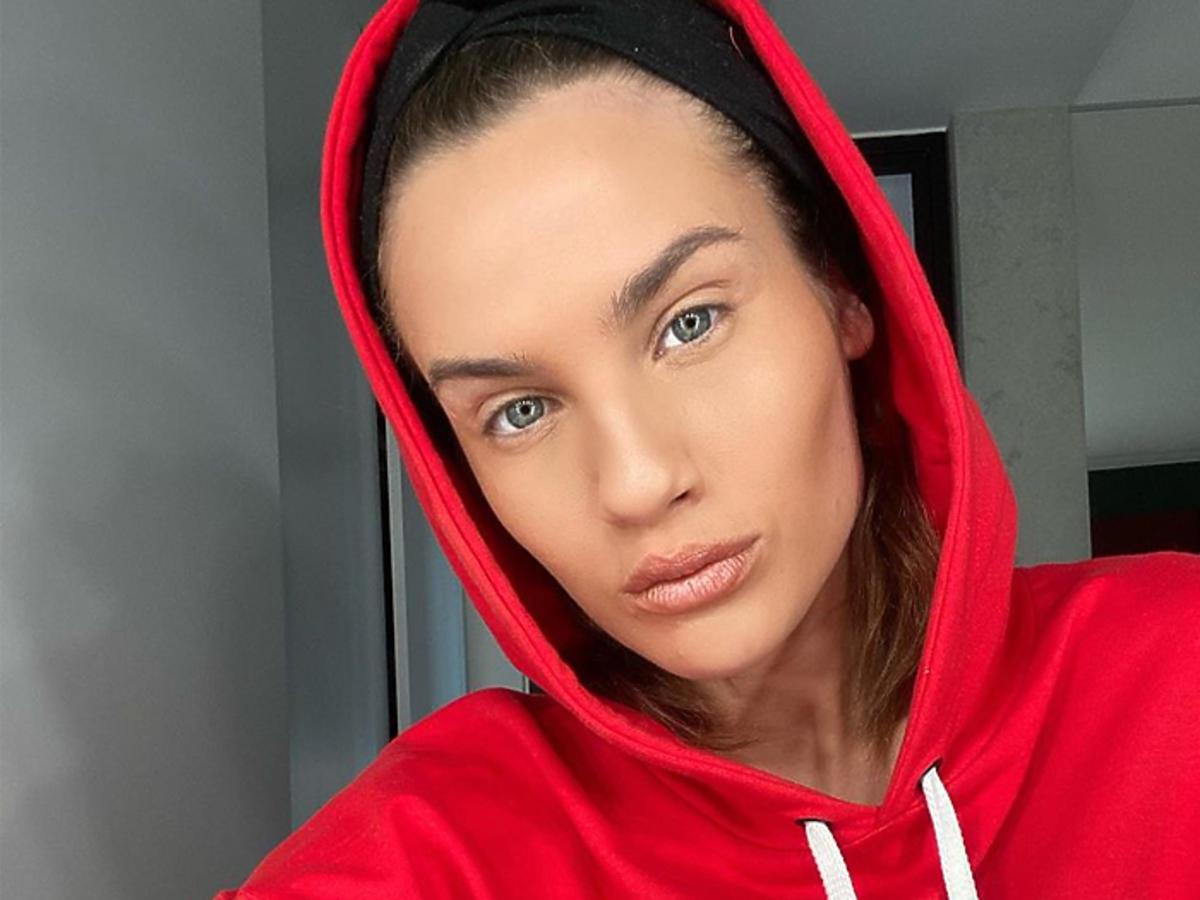 Karolina Gilon chora angina koronawirus