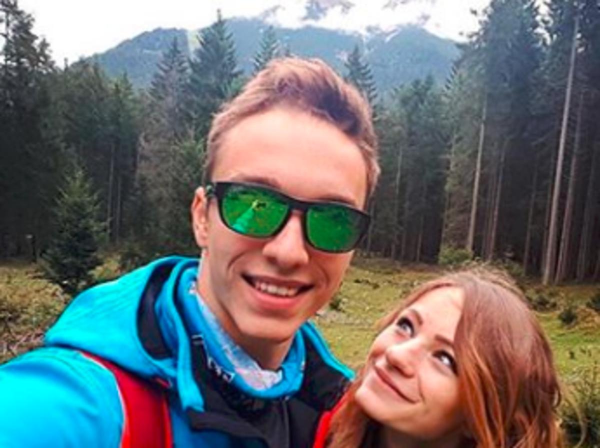 Karolina Małysz, córka Adama Małysza, zaręczyła się