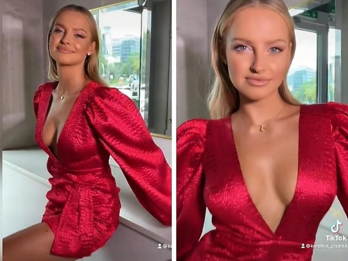 Karolina Pisarek ostro skrytykowana za weselną stylizację