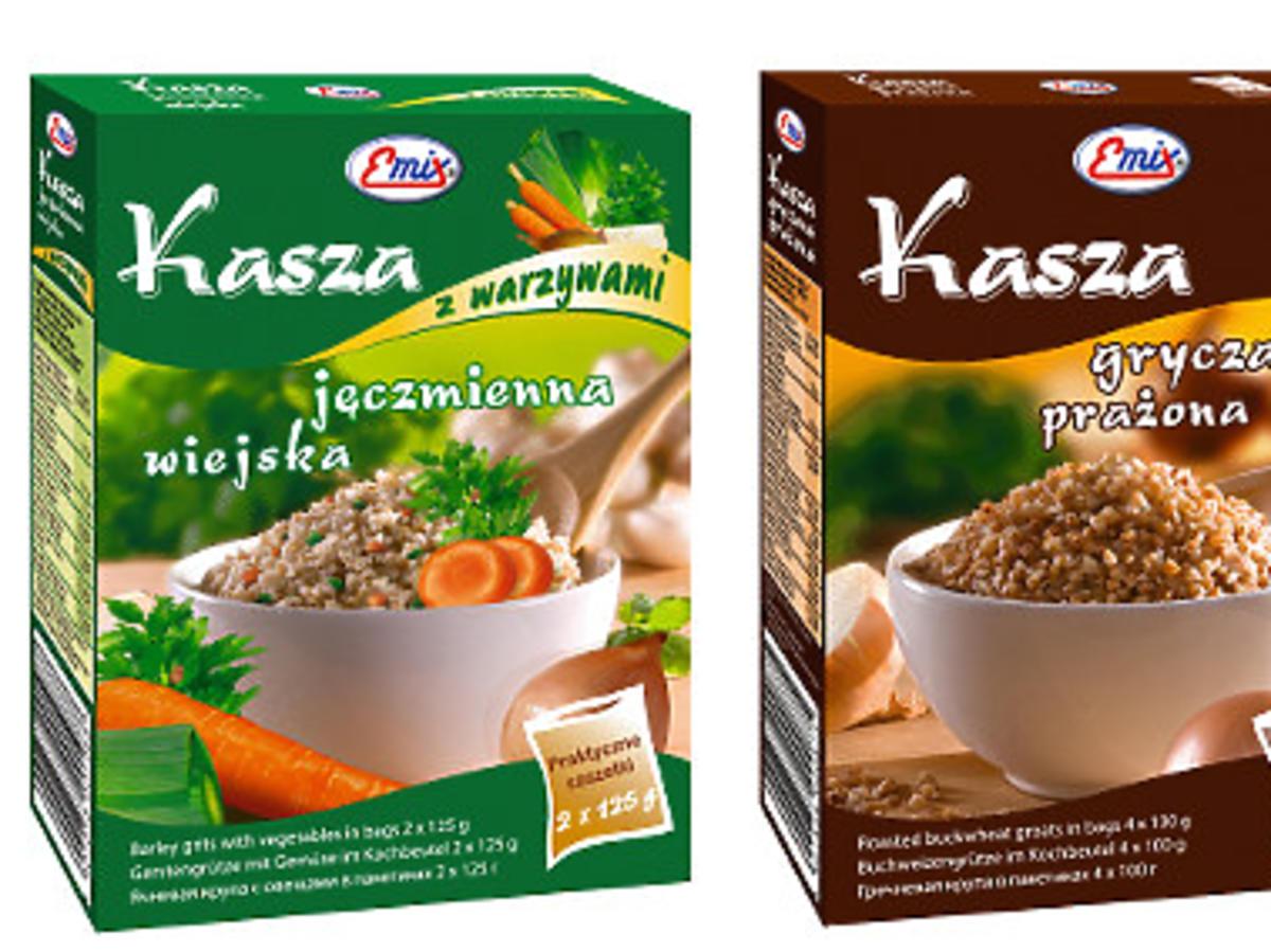 kasza emix