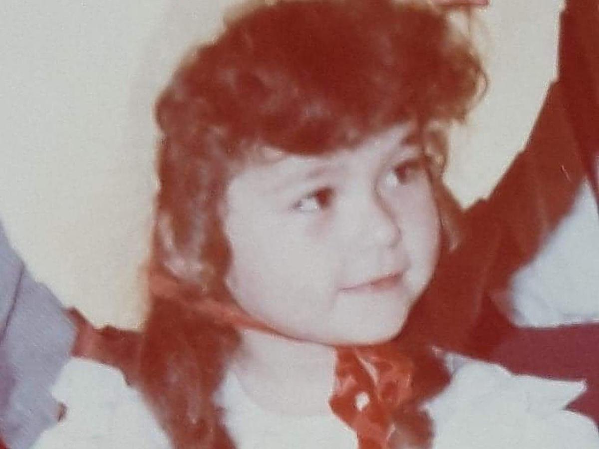 Katarzyna Cichopek pokazała zdjęcie z dzieciństwa
