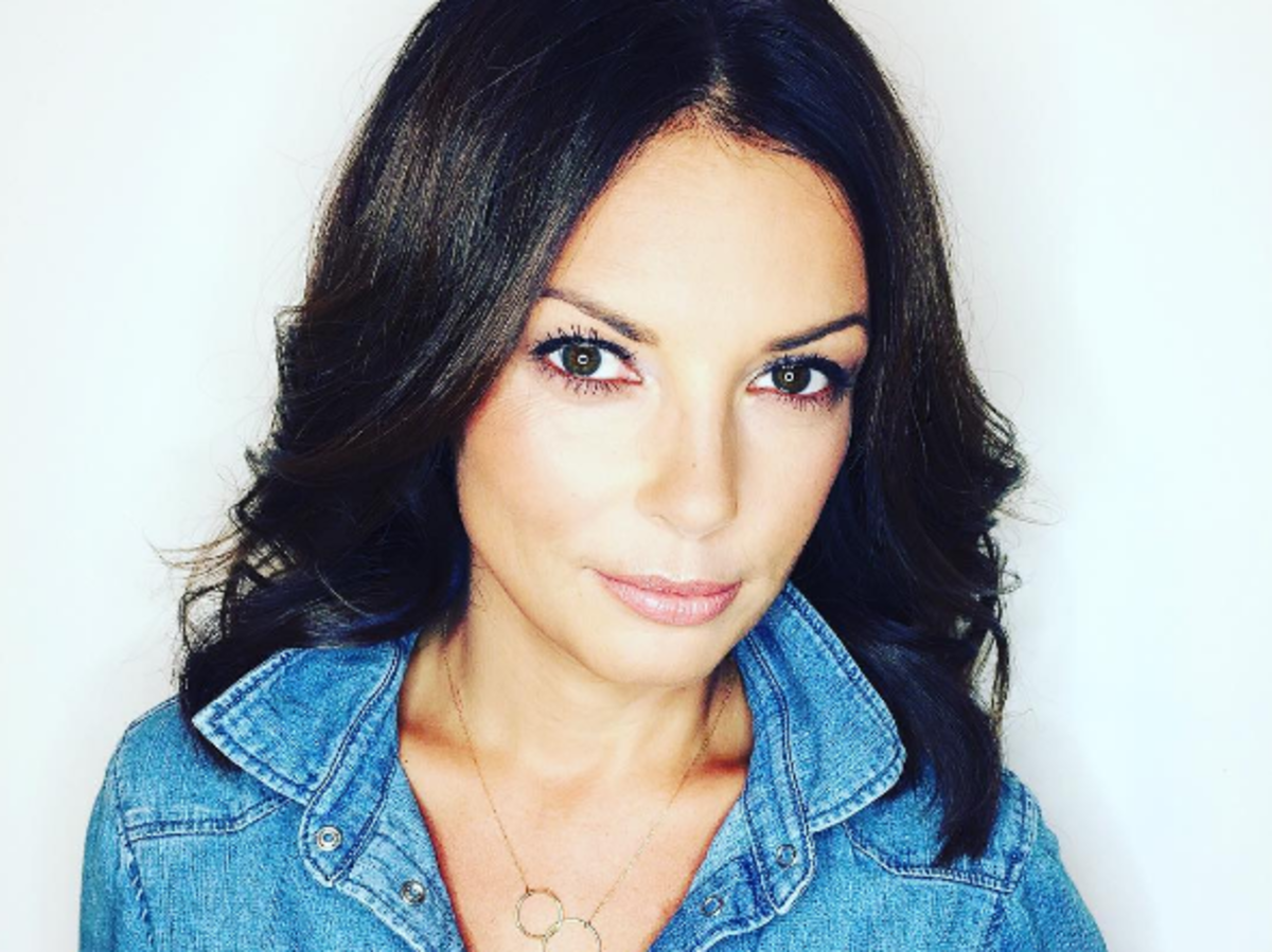 Katarzyna Glinka w nowej fryzurze