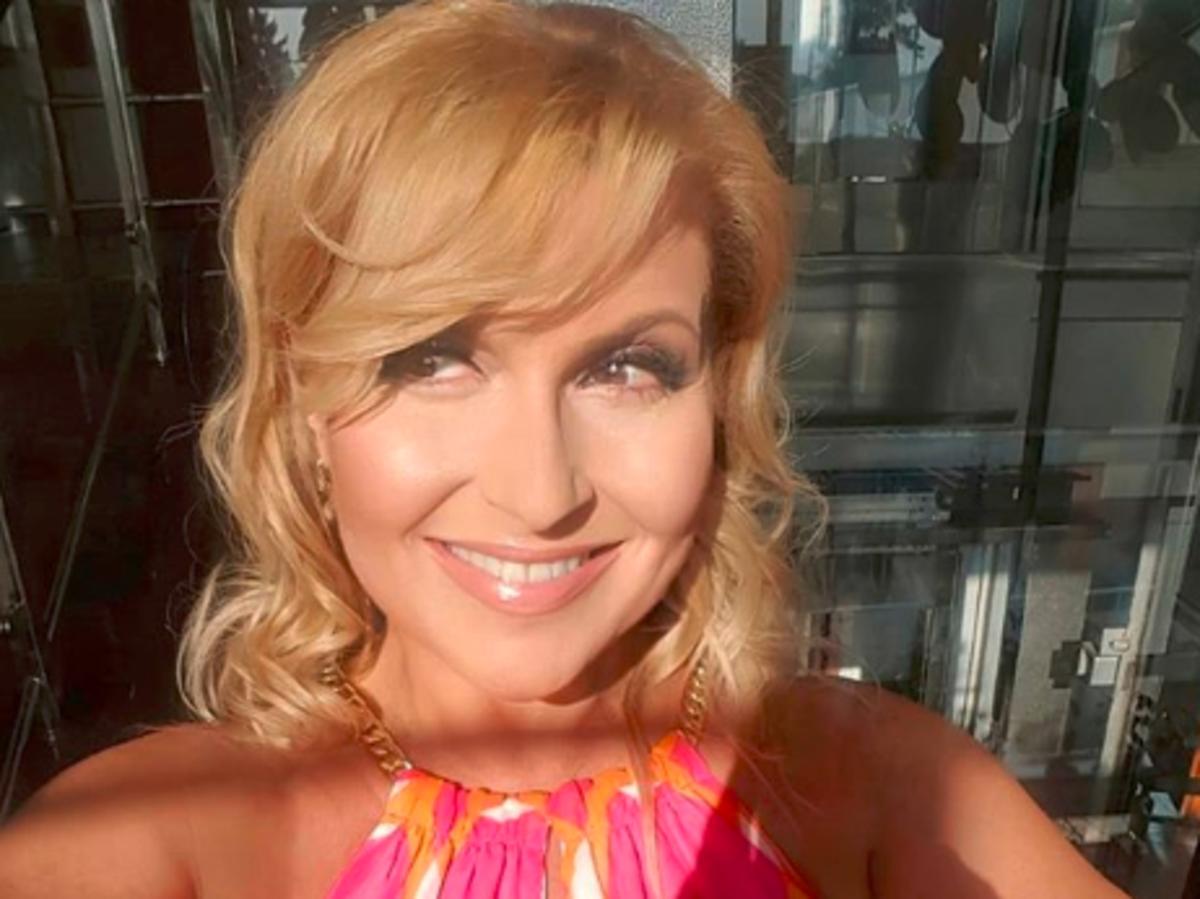 Katarzyna Skrzynecka przerobiła zdjęcie z córką? Fani są bezlitośni