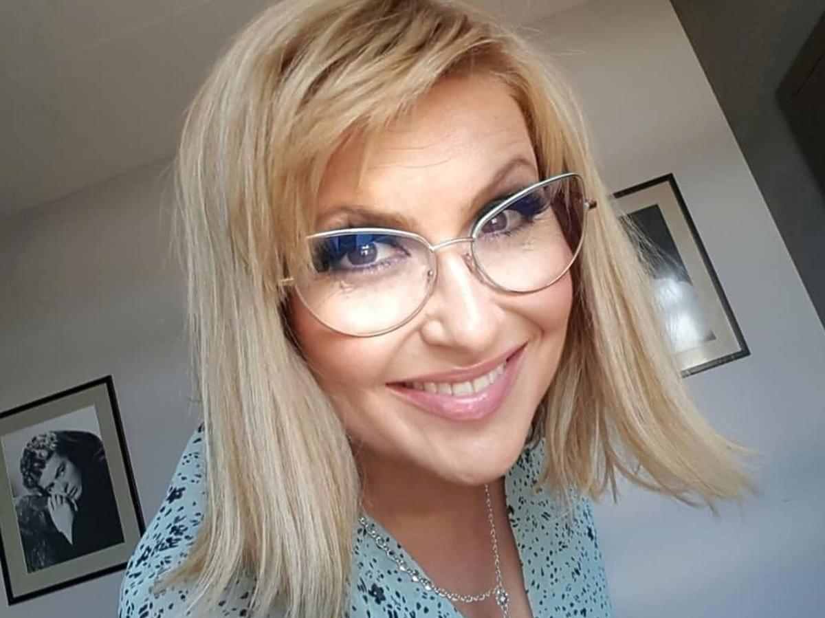 Katarzyna Skrzynecka przeszła matemorfozę