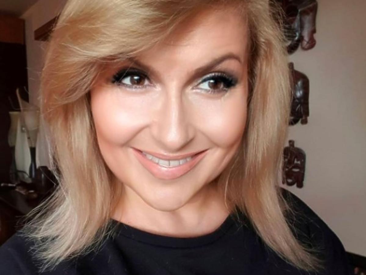 Katarzyna Skrzynecka zdradziła, co poprawiła w swojej urodzie