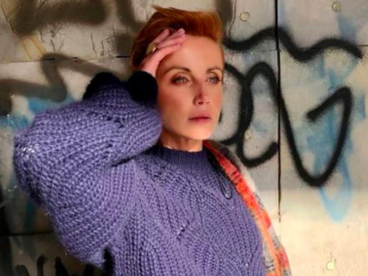 Katarzyna Zielińska zmieniła kolor włosów