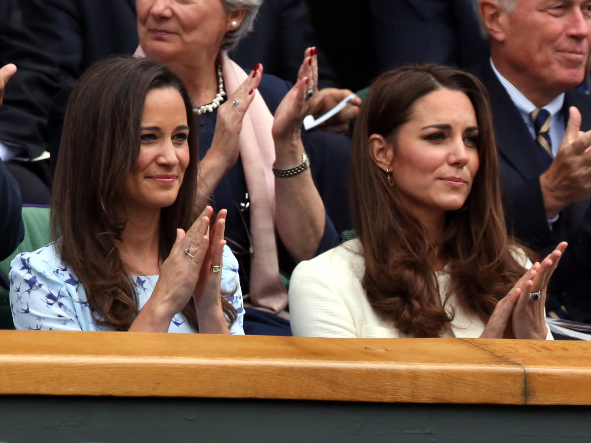 kate i pippa middleton