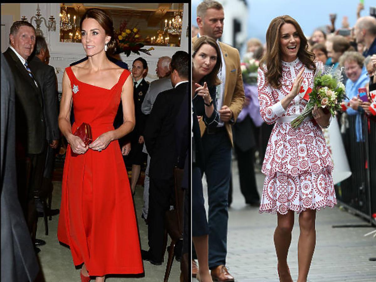 Kate Middleton w Kanadzie/fot. EN