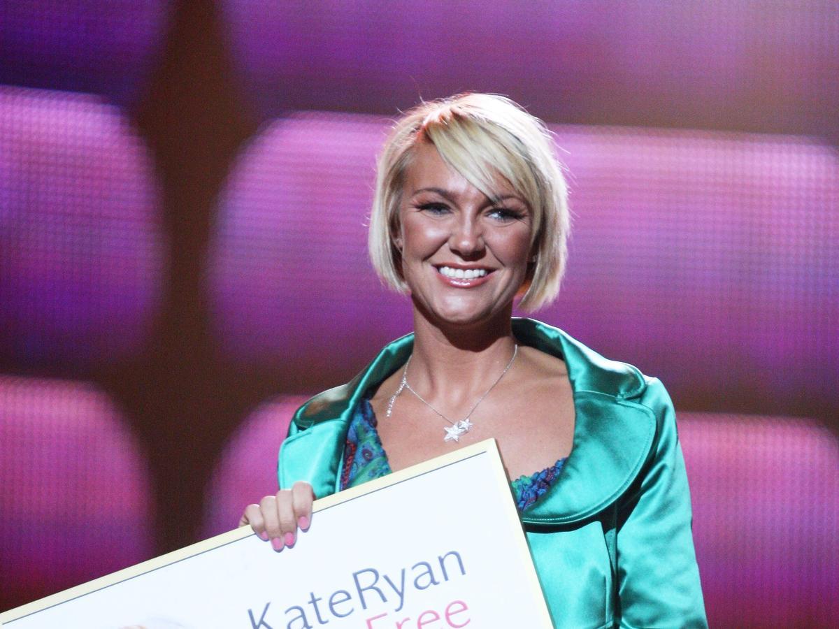 Kate Ryan wyszła za mąż! Tak często poprawiała urodę, że trudno ją poznać