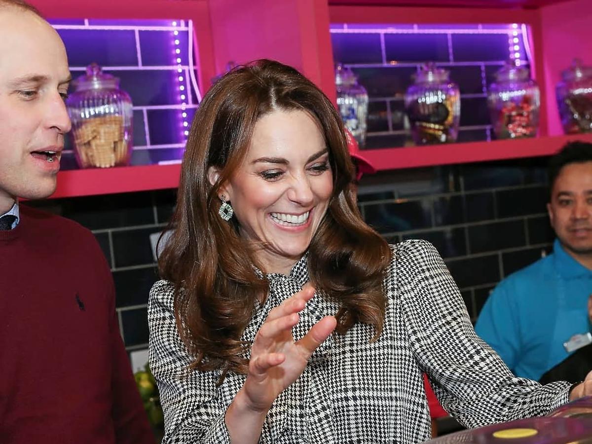 Kate w sukience z Zary