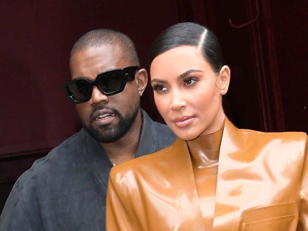 kim kardashian i kanye west rozwodzą się