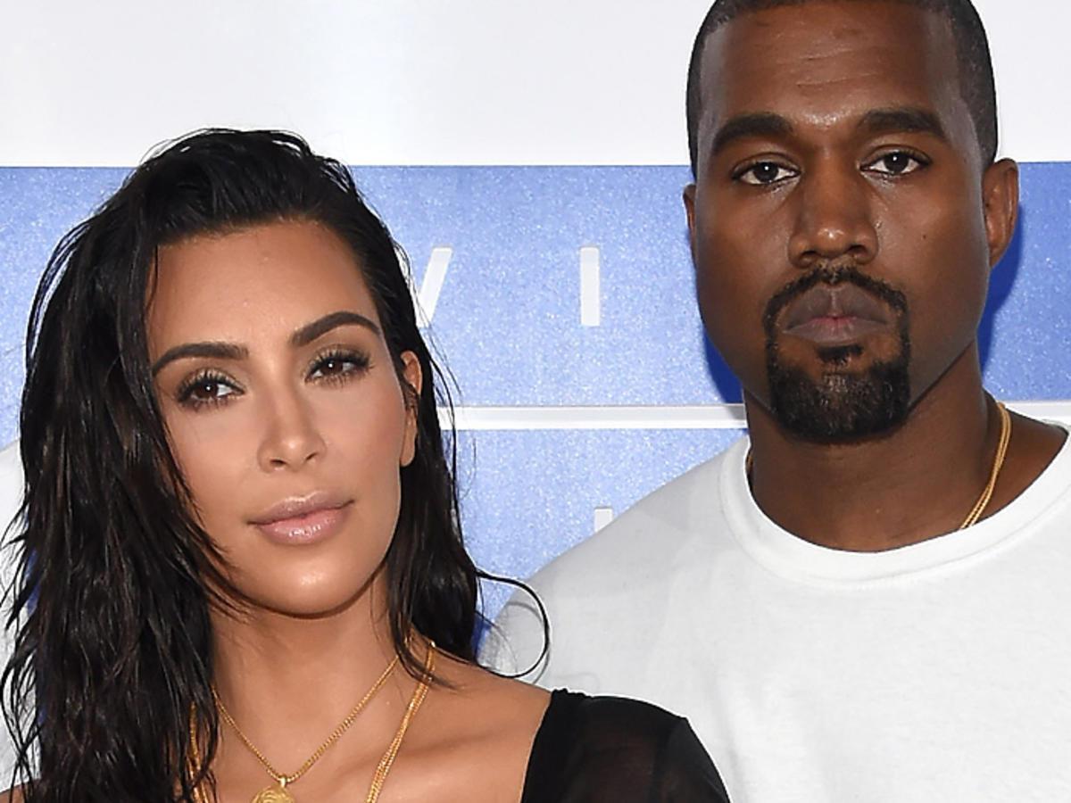 Kim Kardashian mąż Kanye West problemy psychiczne