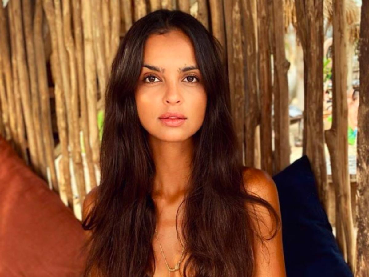 Klaudia El Dursi pozuje na Instagramie w prześwitującym bikini