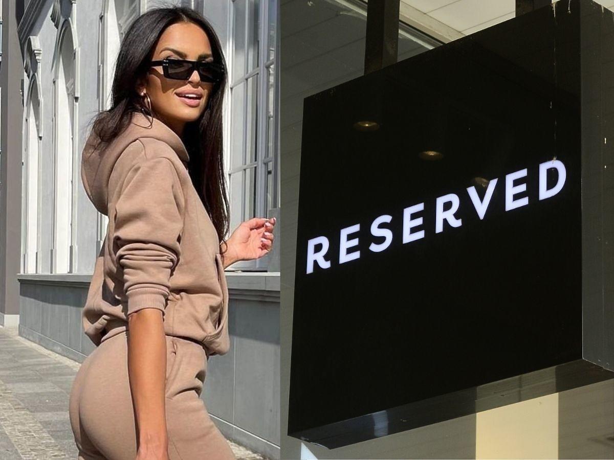 Klaudia El Dursi w modnych spodniach dresowych