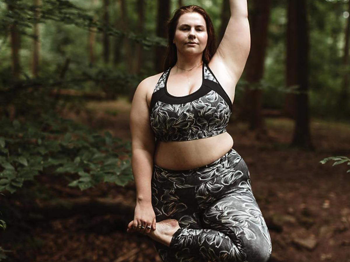 kobieta joga