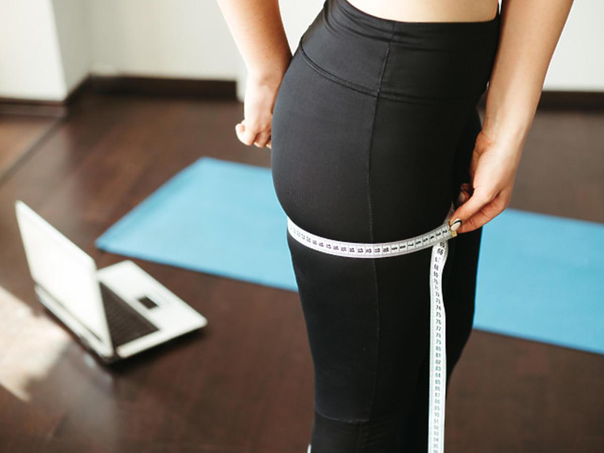 jak schudnąć z ud za pomocą ćwiczeń