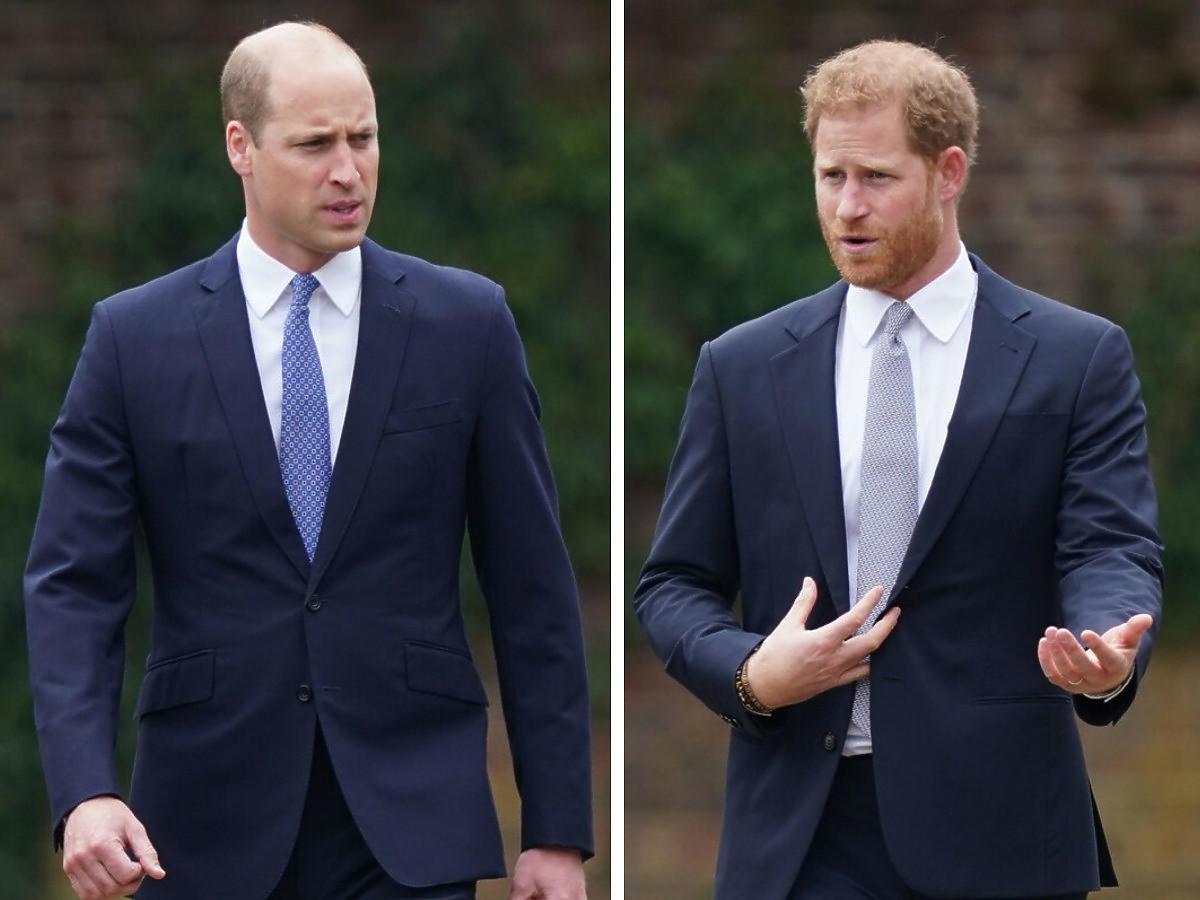 Kolejna wojna między Williamem i Harrym?! Wszystko przez... zegarek księżnej Diany