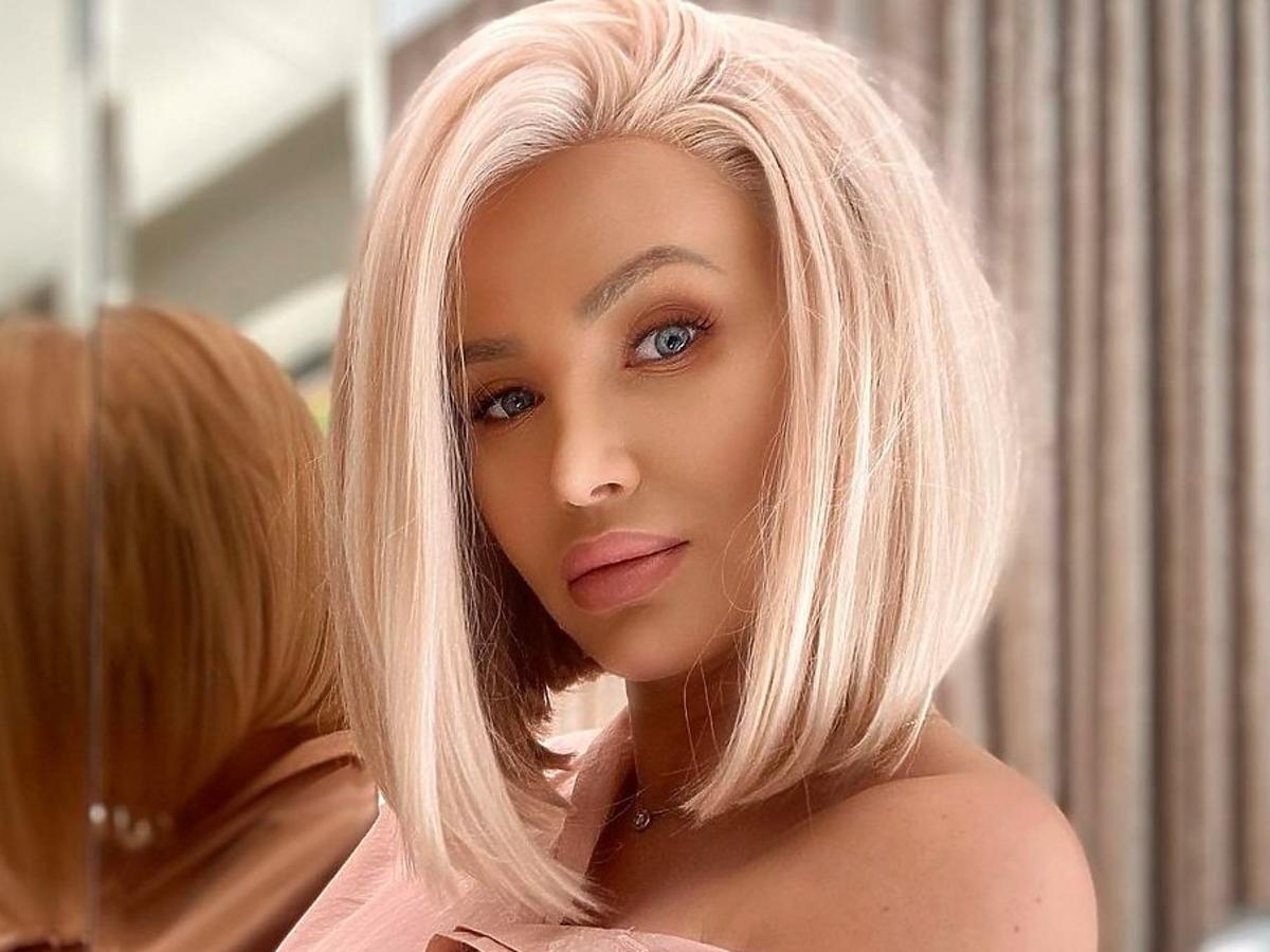 """Koniec z blond bobem Izy z """"Królowych życia""""! Celebrytka zdecydowała się na spektakularną metamorfozę"""