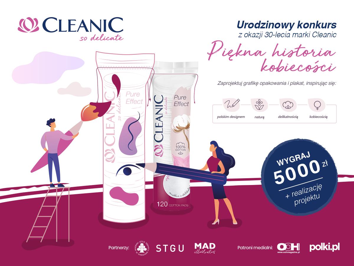 Konkurs Cleanic