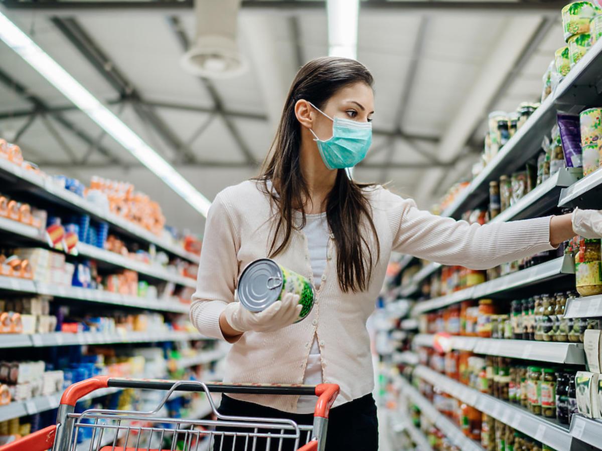 Koronawirus a zakupy