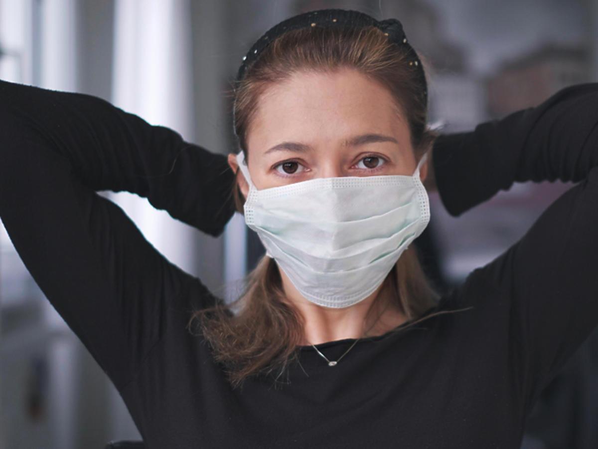 koronawirus obowiązek noszenia maseczki zasłanianie ust i nosa co zamiast maseczki jak zrobić maseczkę