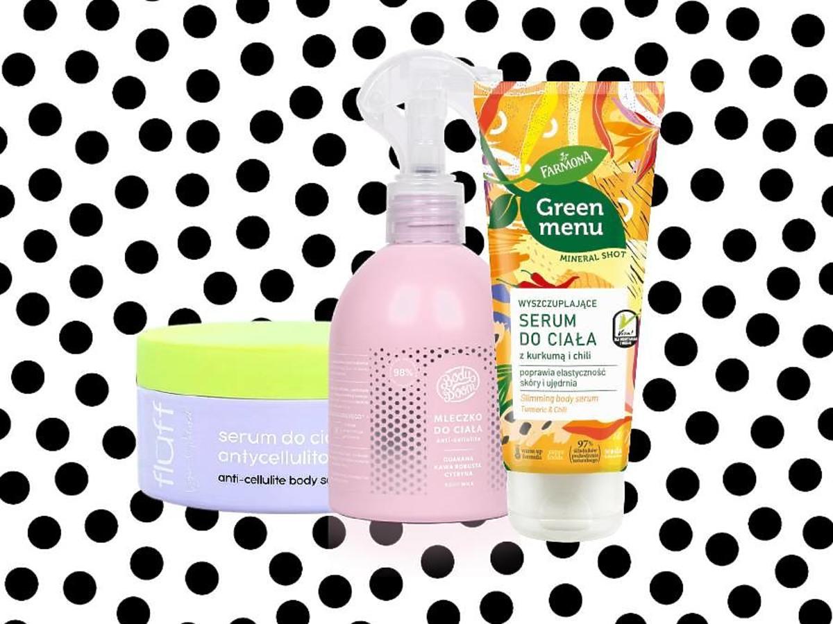 Kosmetyki antycellulitowe Fluff, Farmona Green Menu, BodyBoom