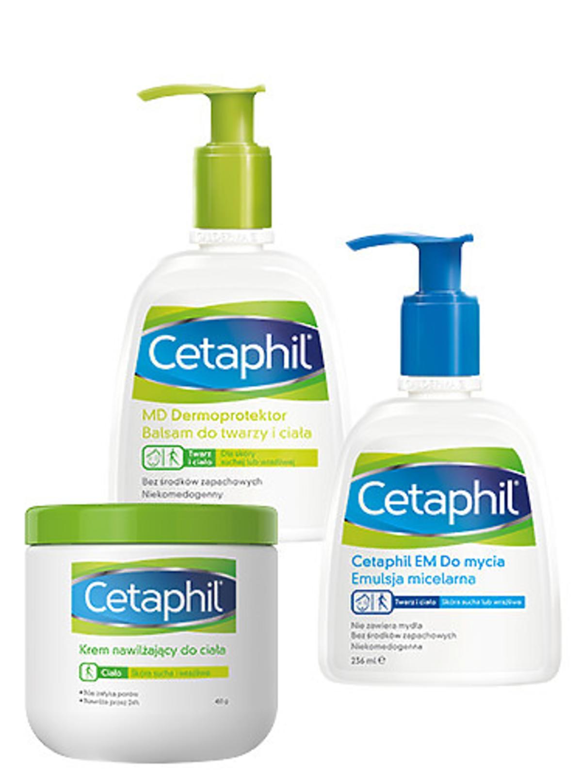 Kosmetyki Cetaphil