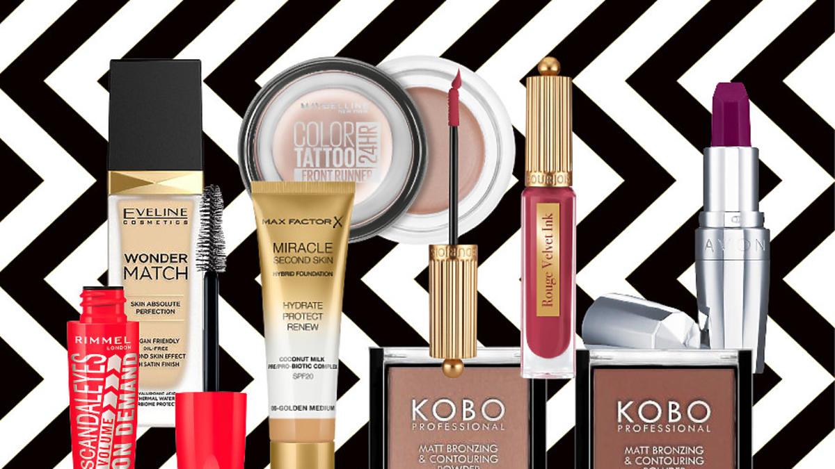 Kosmetyki do makijażu, laureaci KWC 2021