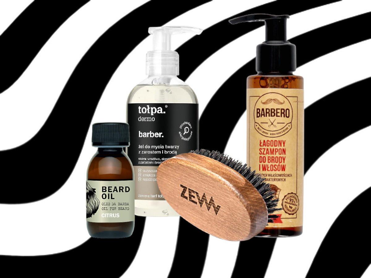 kosmetyki do pielęgnacji rzadkiej brody