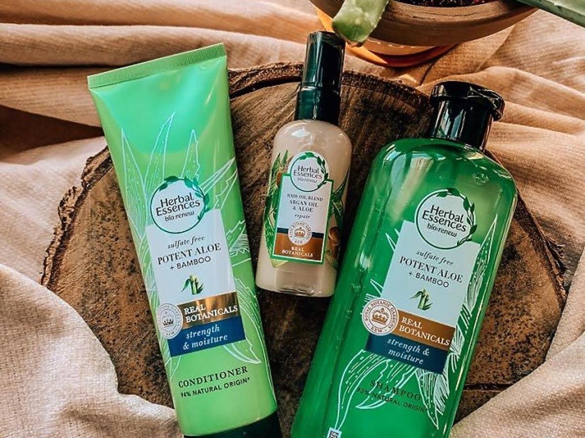 Kosmetyki do włosów Herbal Essences