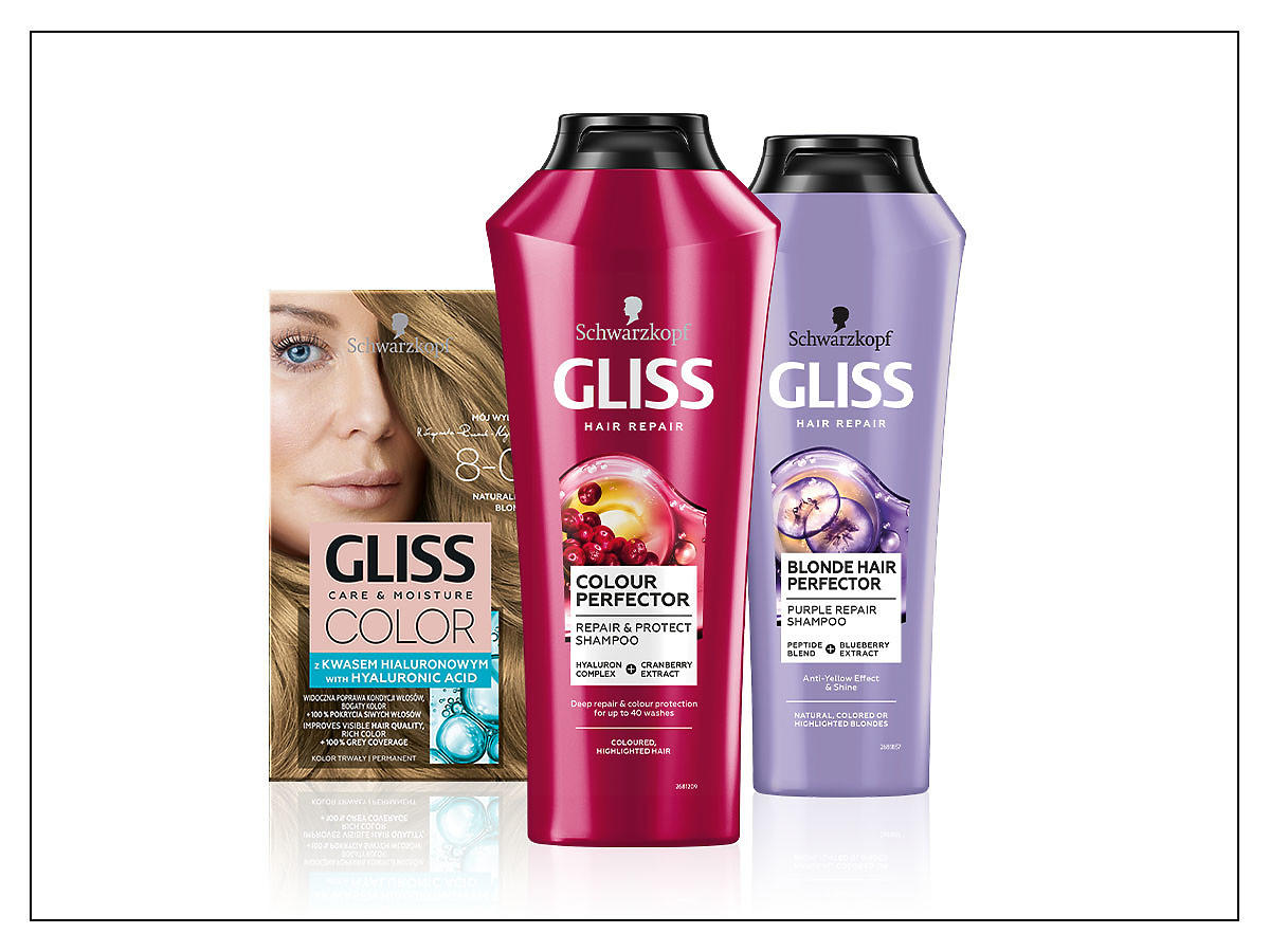 Kosmetyki Gliss