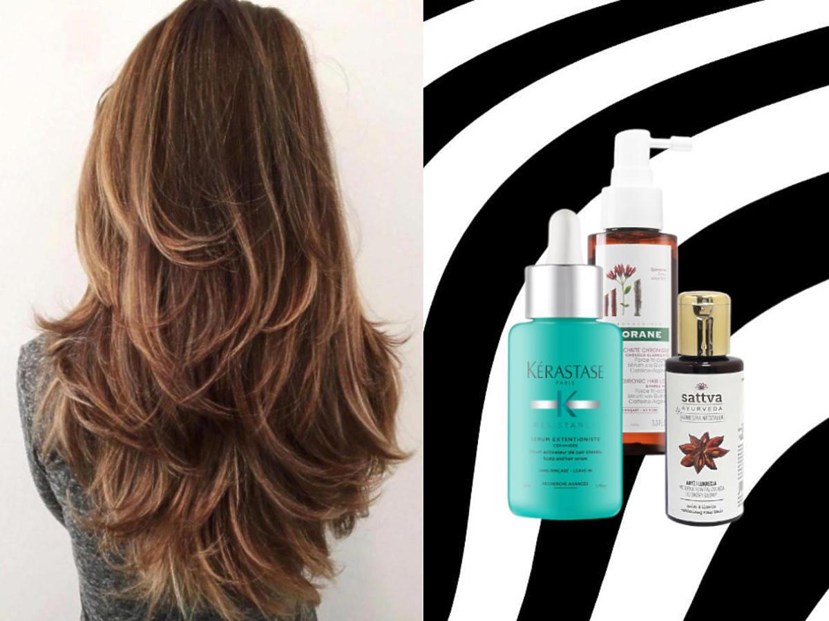 kosmetyki na zapuszczanie włosów