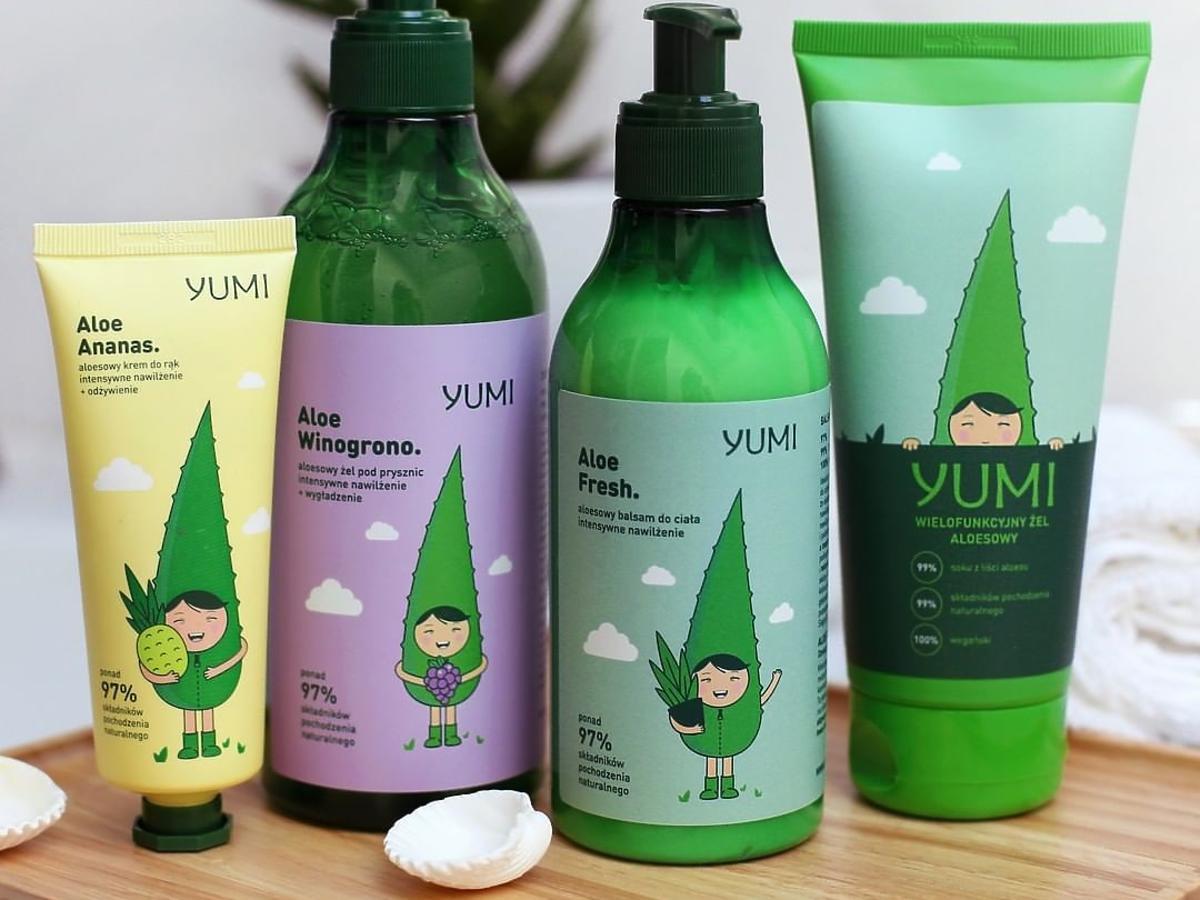 Kosmetyki Yumi