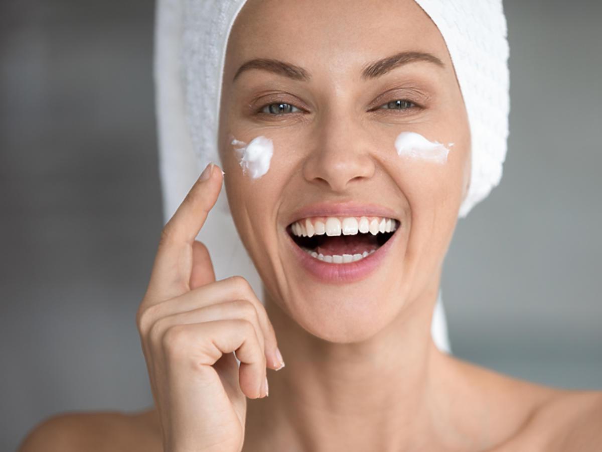 krem nawilżający do twarzy z filtrem przeciwtrądzikowy przeciwzmarszczkowy składniki