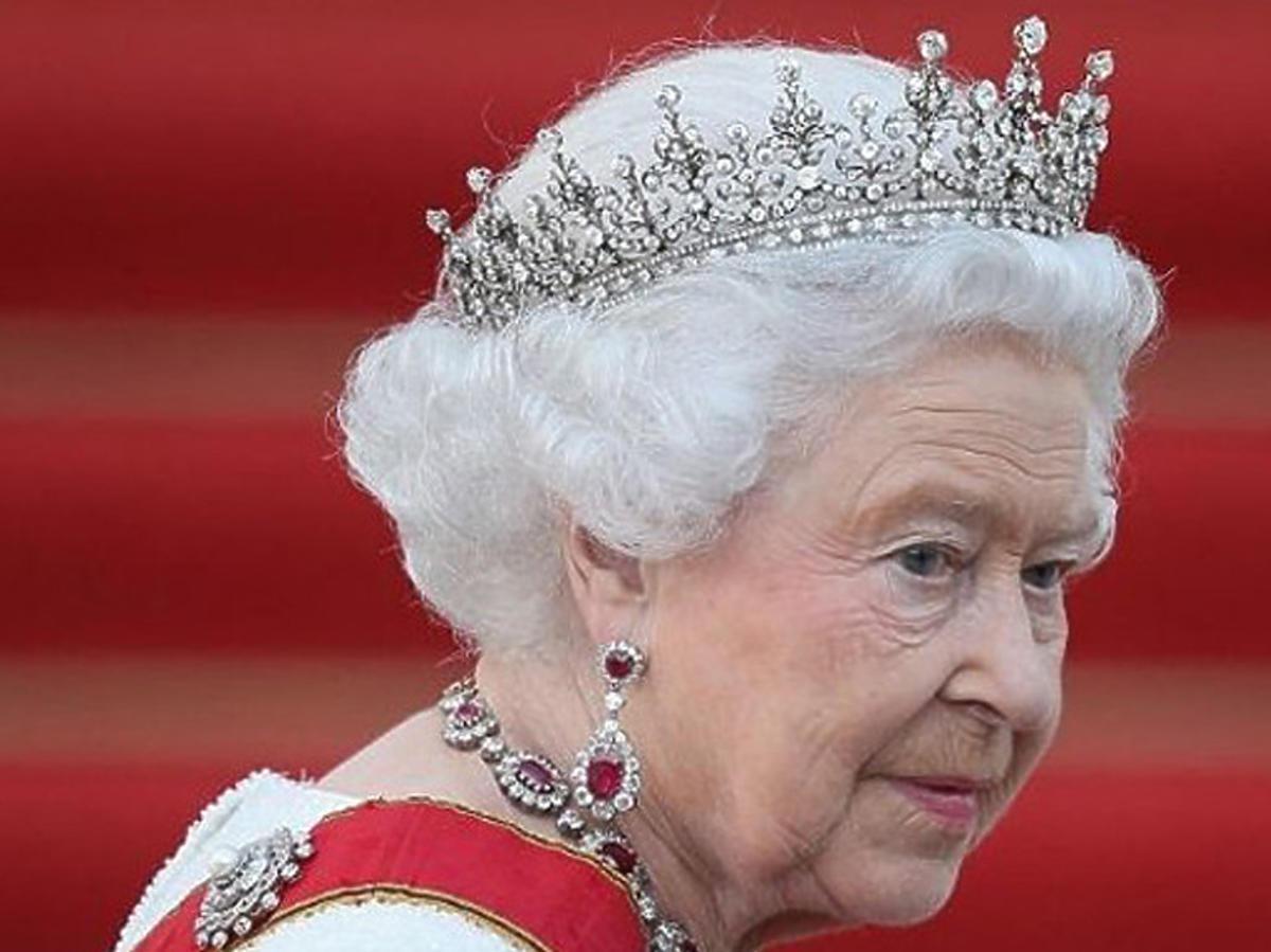 Królowa Elżbiata II