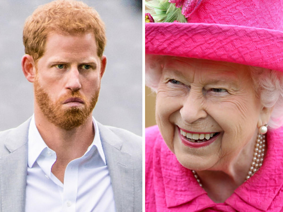 Królowa Elżbieta II nie ma skrupułów. Chce odebrać Harry'emu to, co najbardziej kocha