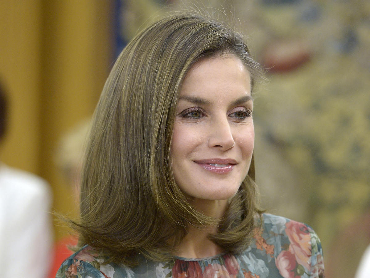 królowa hiszpanii letizia