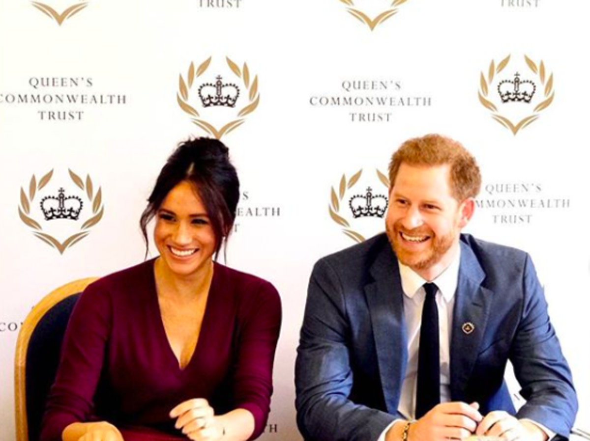 Królowa pozbawiła Meghan i Harry'ego królewskich tytułów!