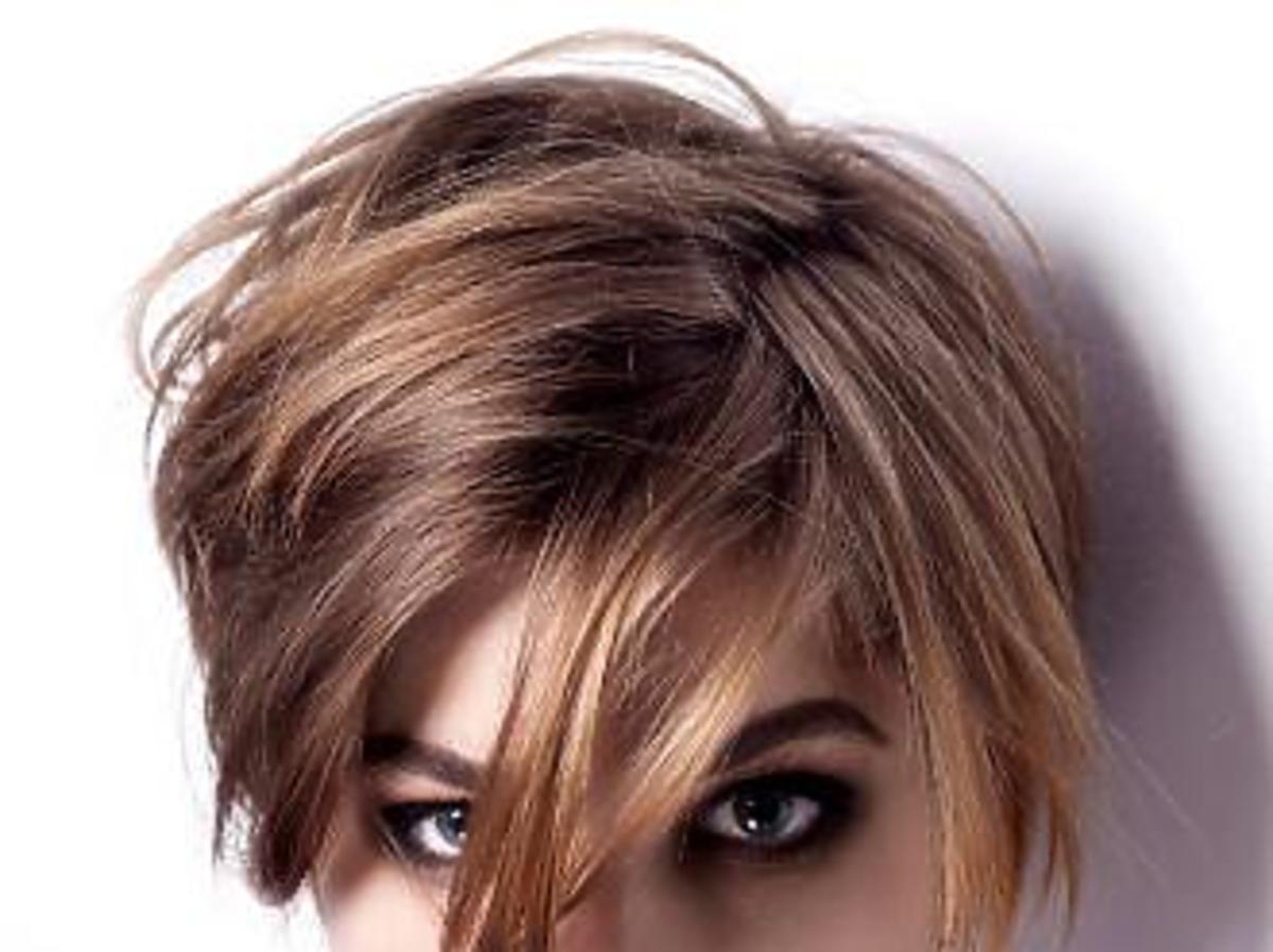 Krótkie fryzury jesień 2013