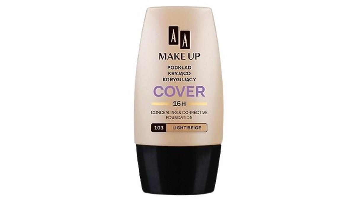 kryjący Make Up, Coverod AA