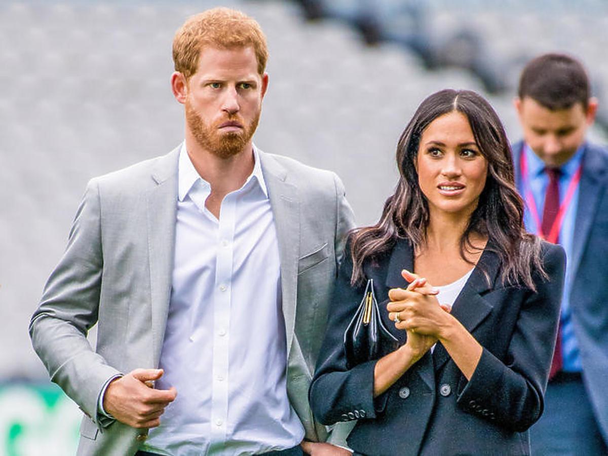 Kryzys w małżeństwie Meghan i Harry'ego? Aktorka nie zamierza towarzyszyć mężowi podczas urodzin Królowej Elżbiety II