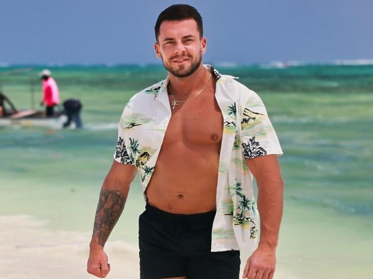 Krzysztof z Hotelu Paradise 3