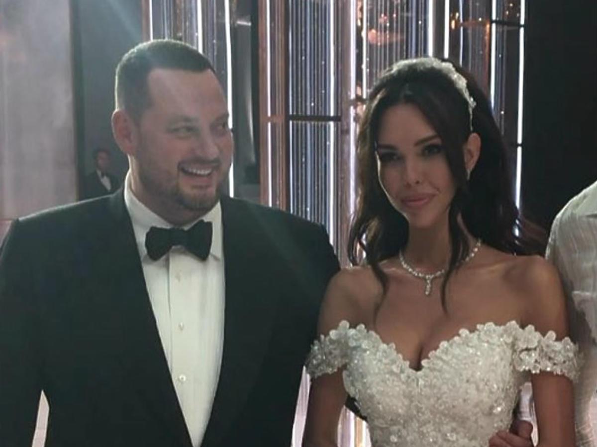 Ksenia Tsaritsina i Aleksey Shapovalov ślub