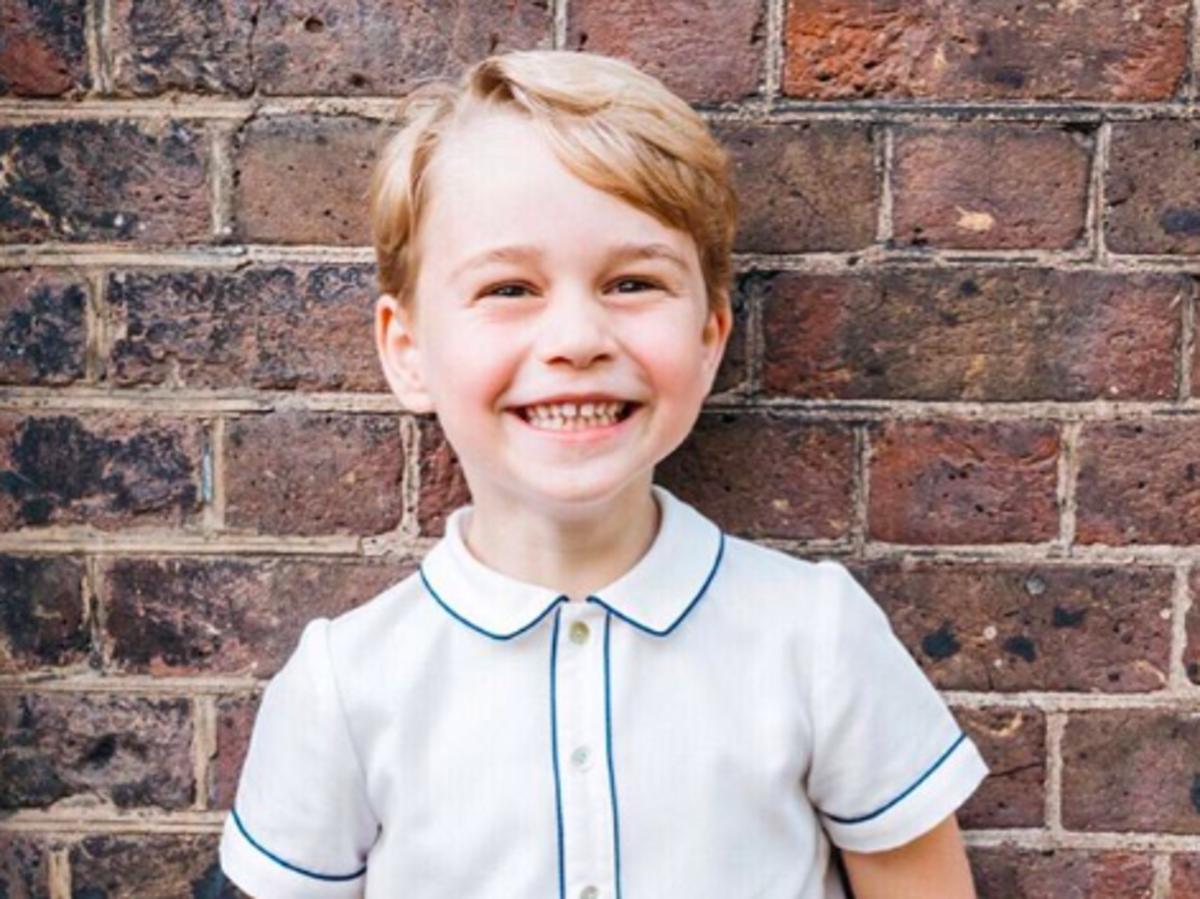 Książę Georg był niemiły dla siostry... Rodzice musieli interweniować