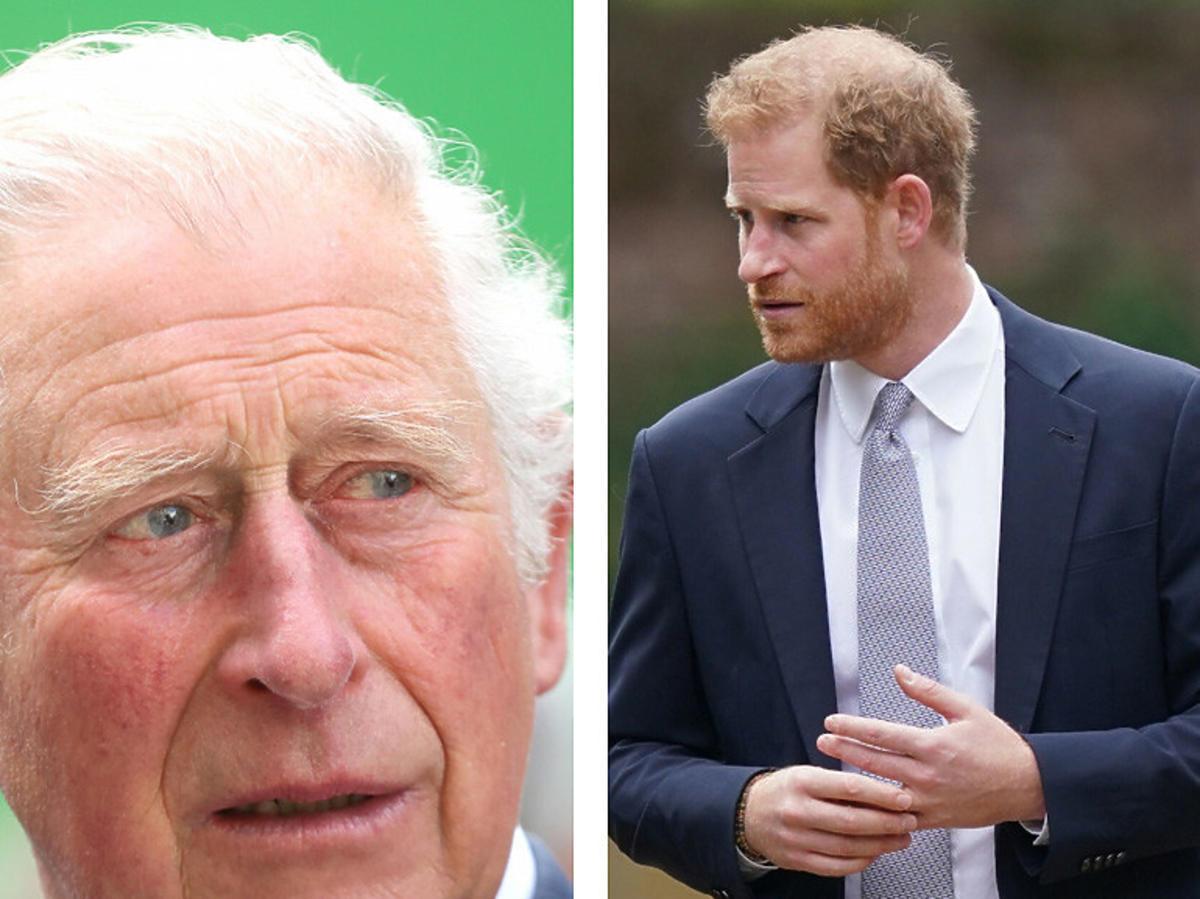 Książę Harry kłamał o Karolu?