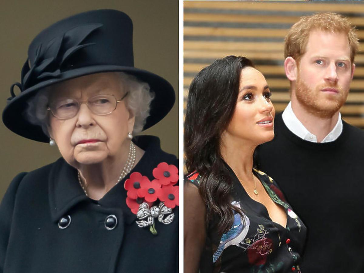 Książę Harry po pogrzebie księcia Filipa odbył dwie prywatne rozmowy z Elżbietą II. Meghan też zadzwoniła do królowej. Pogodzili się?