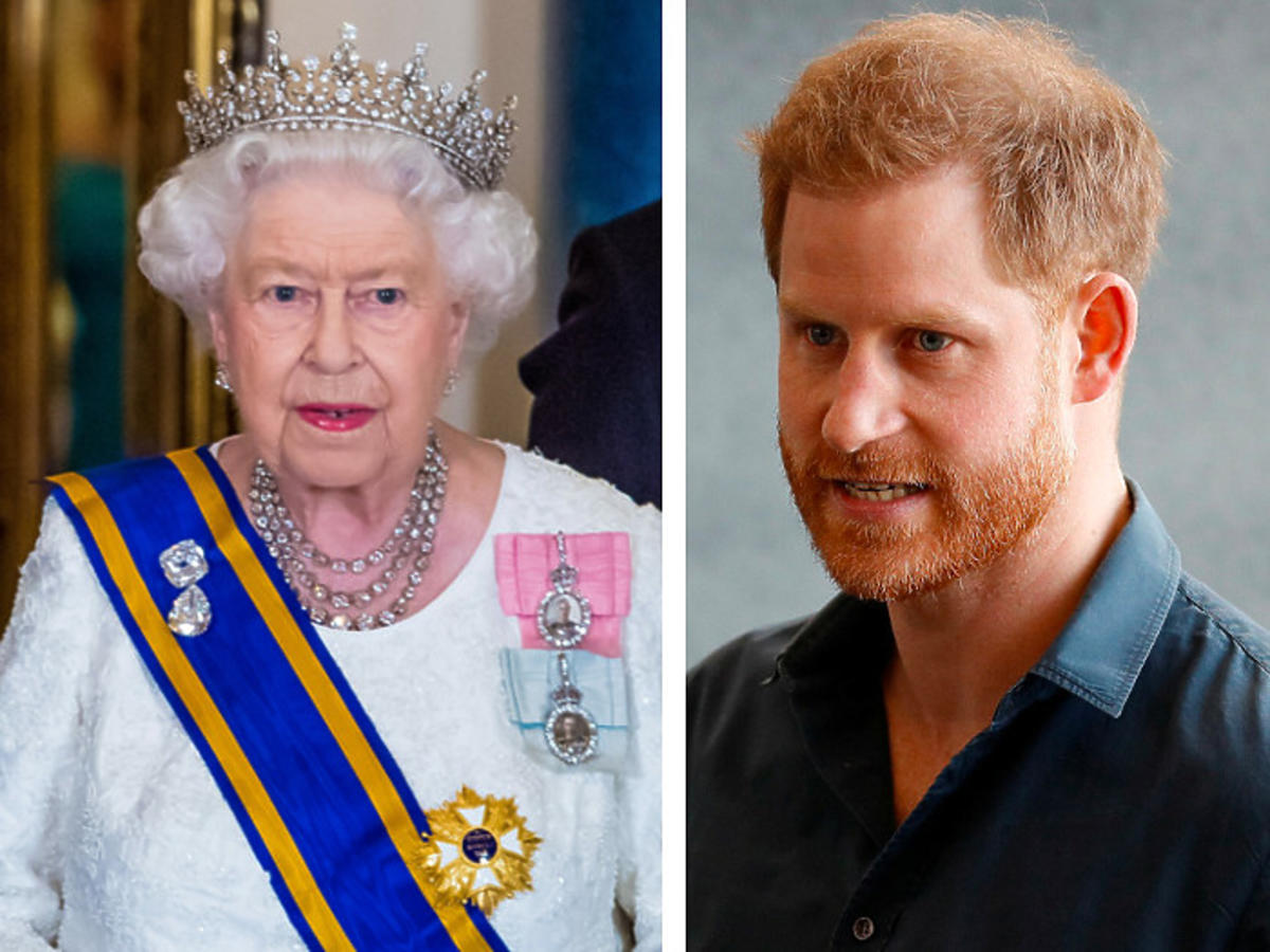 """Książe Harry pogrąża Królową! Tak wspomina życie w pałacu """"musiałem wydostać stamtąd moją rodzinę"""""""