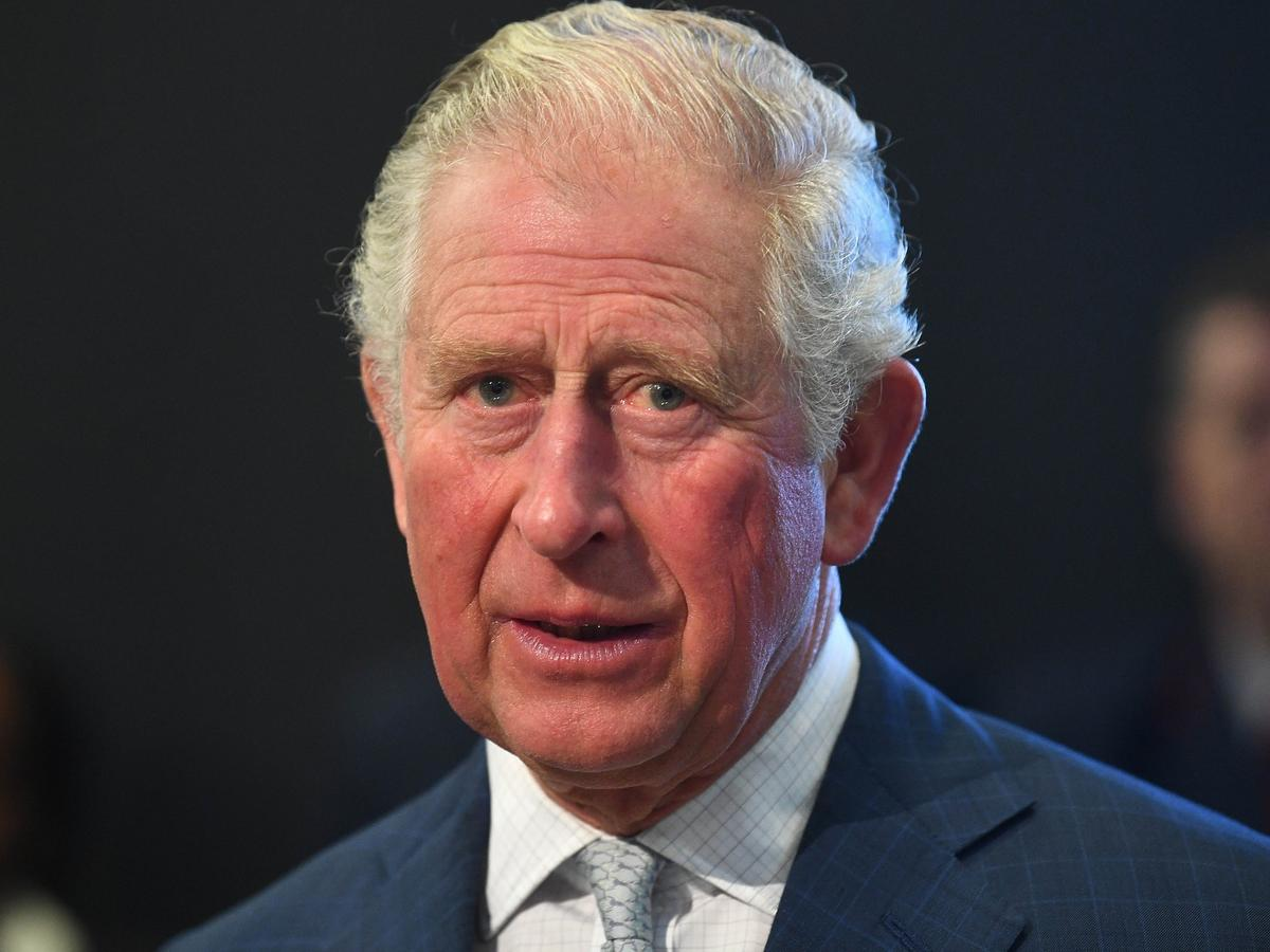 Książę Karol został wyrzucony z pałacu